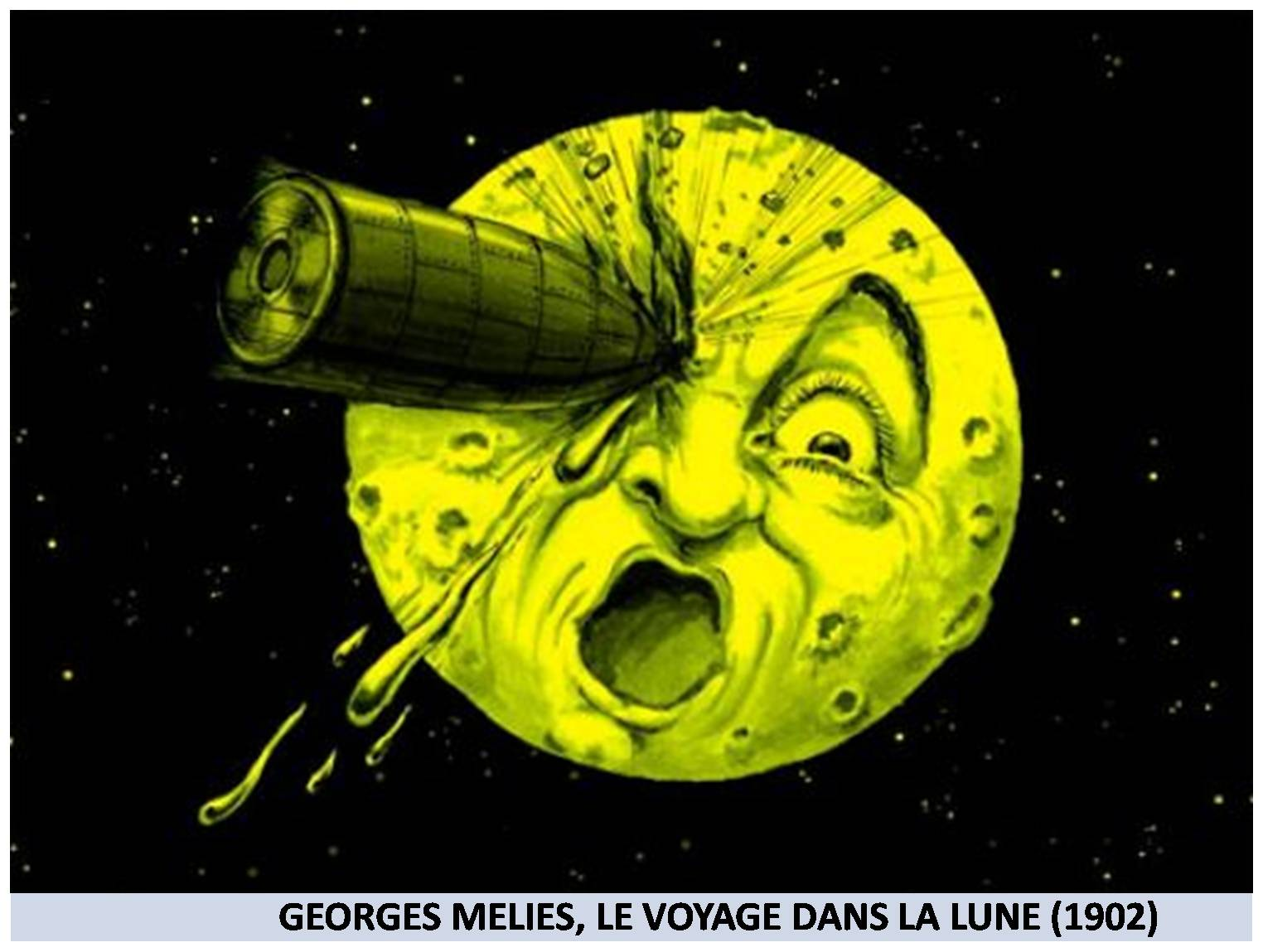 George melies trip to the moon