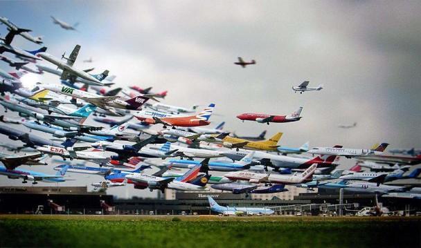 caos aereo