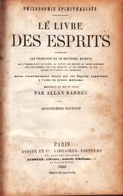 Capa Livro dos Espiritos original