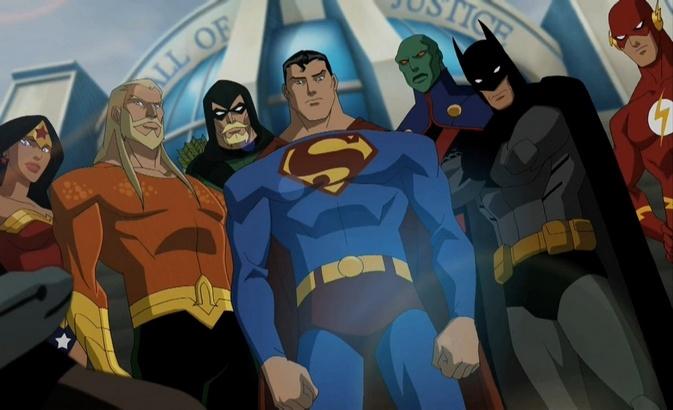 Kid Stuff Justice League Online