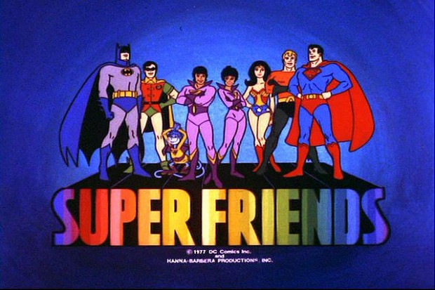 superfriends 1977