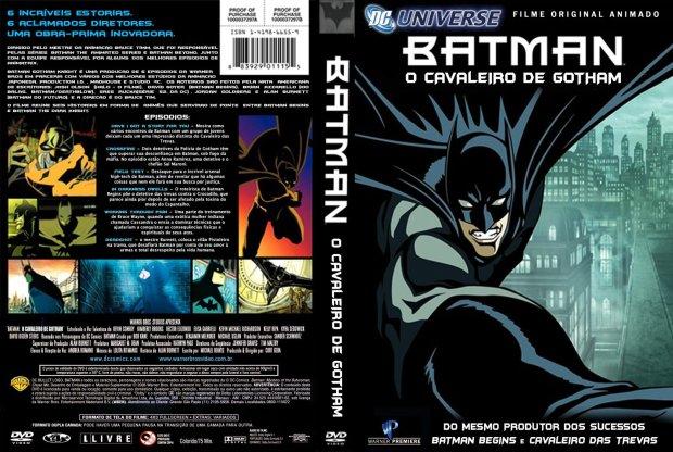 Batman o cavaleiro de gotham