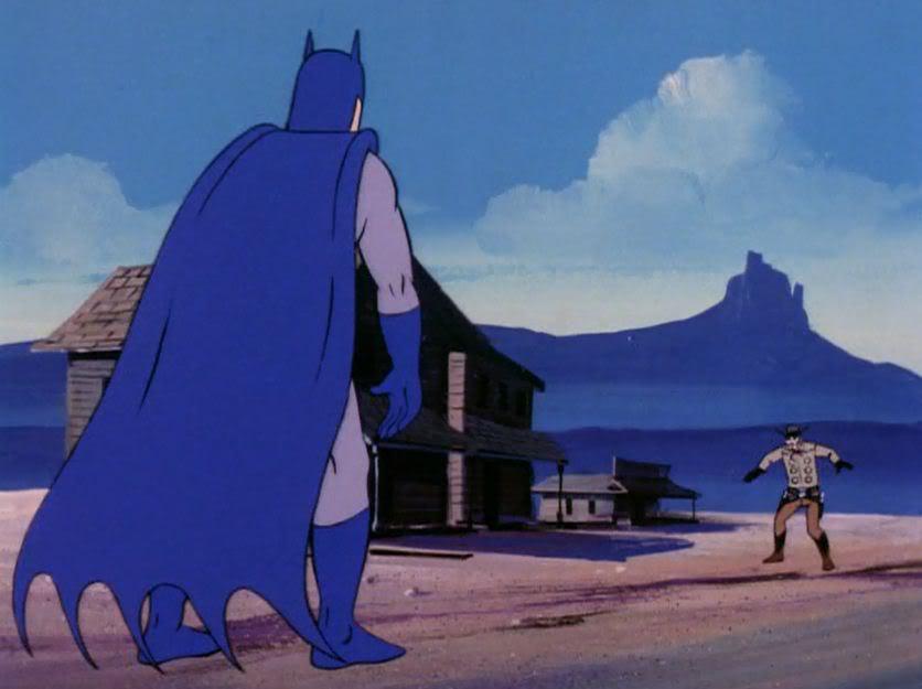 Batman Dead or Alive