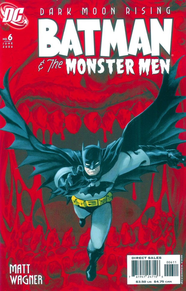10.Batman & The Monster Men 112