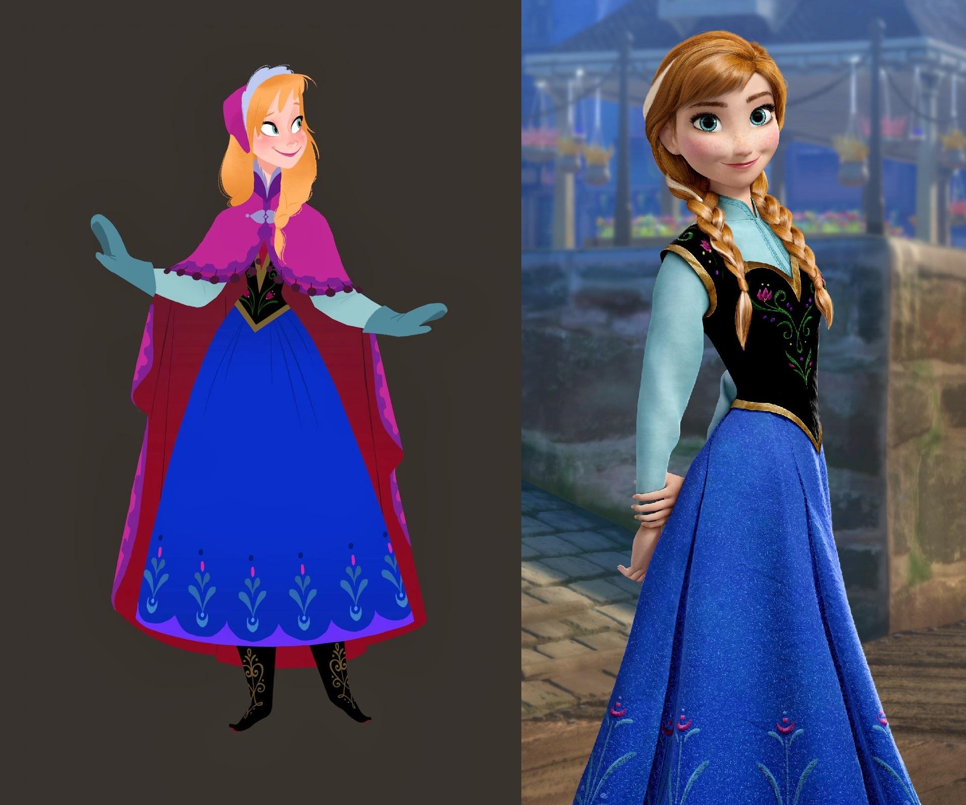 Imagens Frozen Uma Aventura Congelante Stunning figurino: frozen- uma aventura congelante 2013 | blog do rogerinho