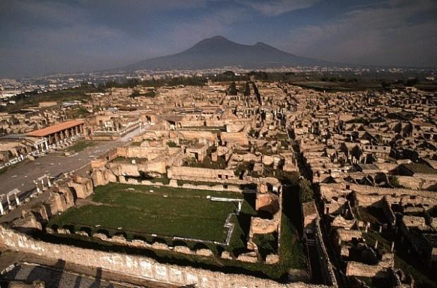 pompeia ruinas