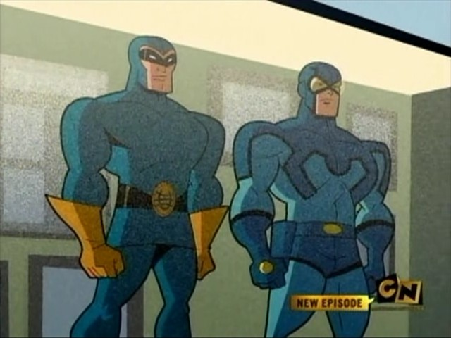 Batman - The Brave and the Bold - 08 - Fall of the Blue Beetle [A-T]
