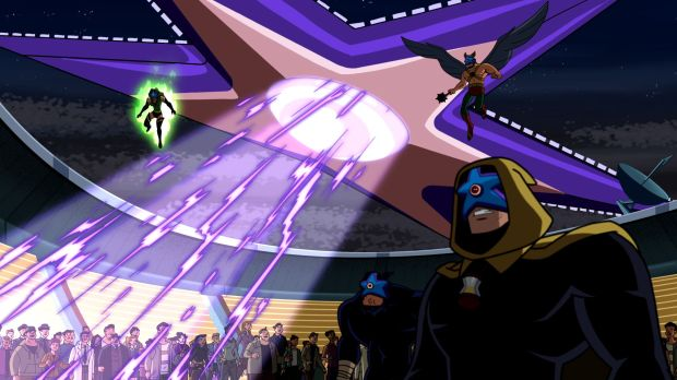 The Siege of Starro! Part II