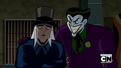 JokerThe Vile and the Villainous