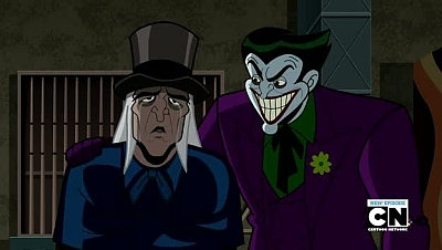 JokerThe Vile and the Villainous
