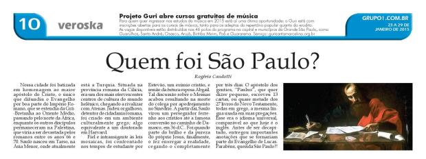 Quem foi São Paulo