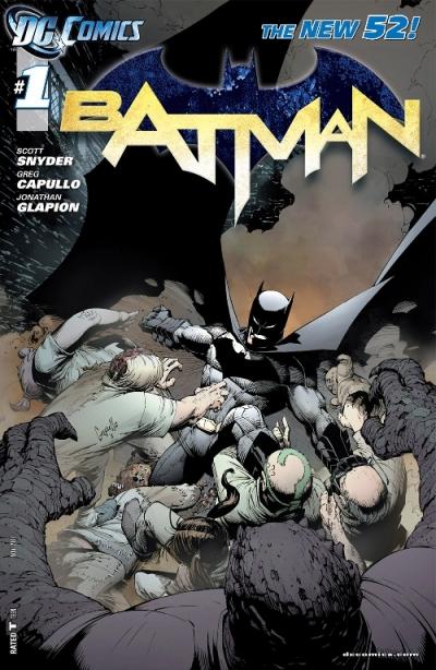 Batman: nova origem à caminho.