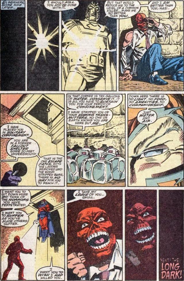 Magneto - Caveira