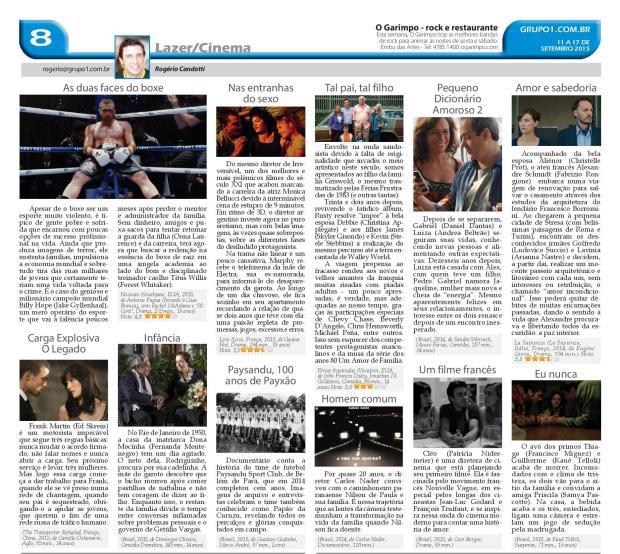 Estreias da Cinema.11.09.15