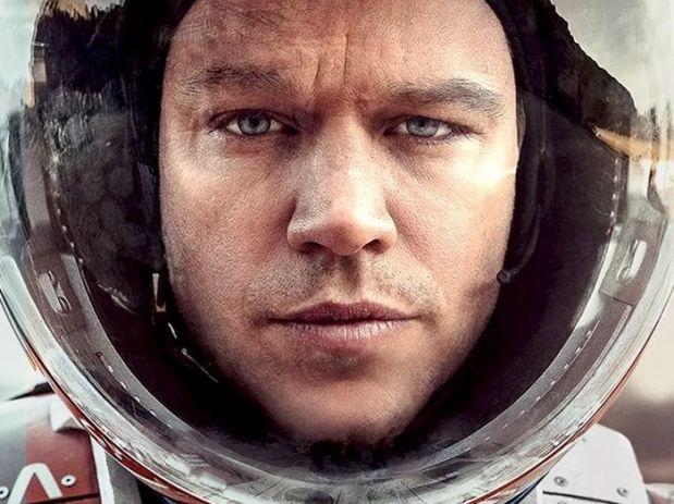Matt Damon Perdido em Marte