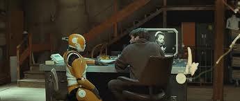 robot eva