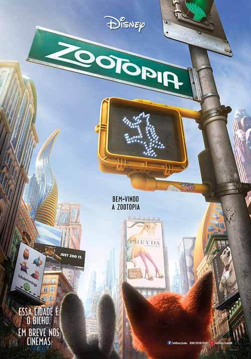 zootopia-pôster