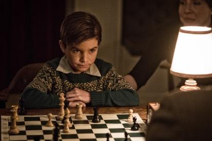 Die Anfänge: Der kleine Bobby (Seamus Davey-Fitzpatrickby) überrascht die Erwachsenen mit seinem Talent.