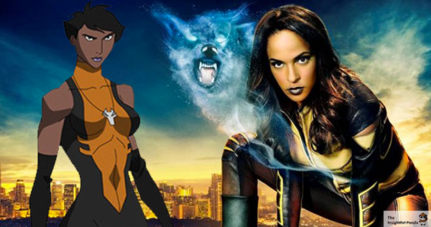 Vixen Animated Live Action