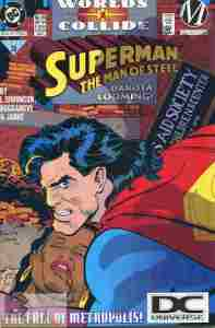 Superman The Man Of Steel #35
