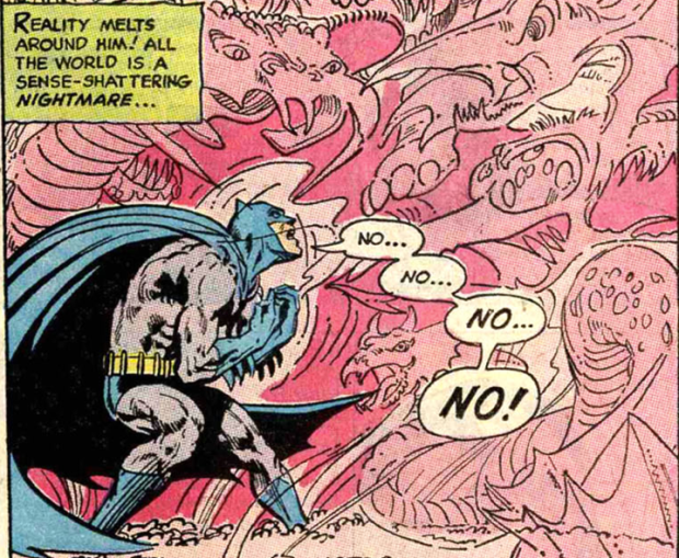 Detective Comics 395: The Secret of the Waiting Graves