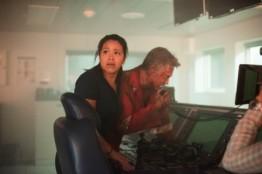 Andrea Fleytas (Gina Rodriguez), Jimmy Harrell (Kurt Russell)
