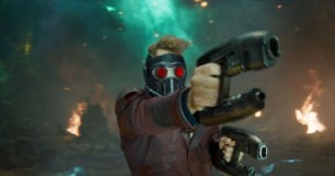 Guardians Of The Galaxy Vol. 2..Star-Lord/Peter Quill (Chris Pratt)..Ph: Film Frame..©Marvel Studios 2017