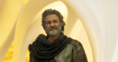Guardians Of The Galaxy Vol. 2 Ego (Kurt Russell) Ph: Film Frame ©Marvel Studios 2017
