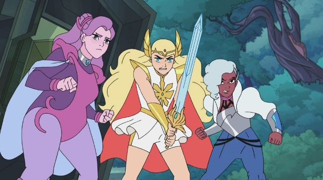 she-ra e as princesas dopoder